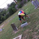 Youth Members Clean the Cemetery photo album thumbnail 7